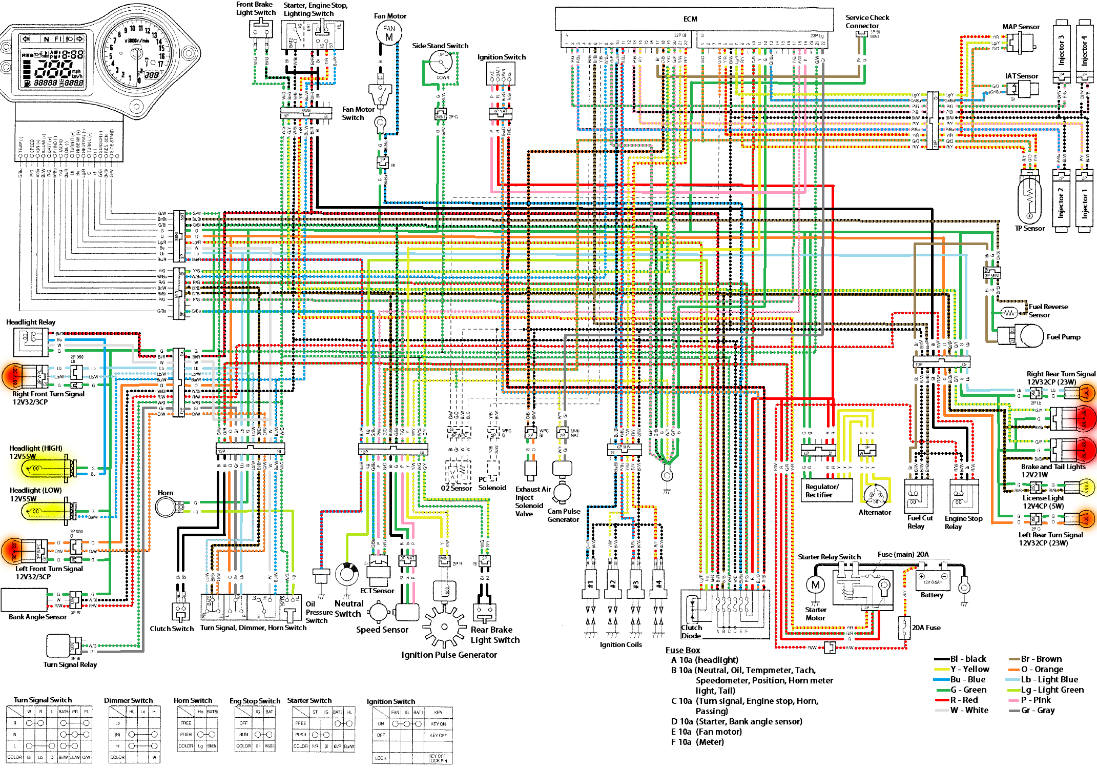 97 dodge wiring diagram