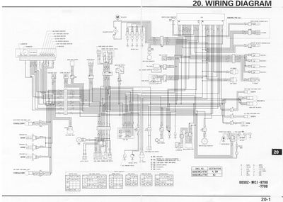 Honda Cbr600f4i Wiring Diagram 2001 likewise 1997 Toyota 4runner Wiring Diagram additionally 1999 Honda Cr V Automatic Transmission Diagram likewise  on 1996 honda pport engine diagram